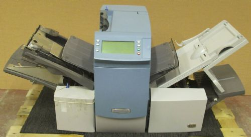 Pitney Bowes DI380 Electric A4 Page Document Folder Inserter Machine System